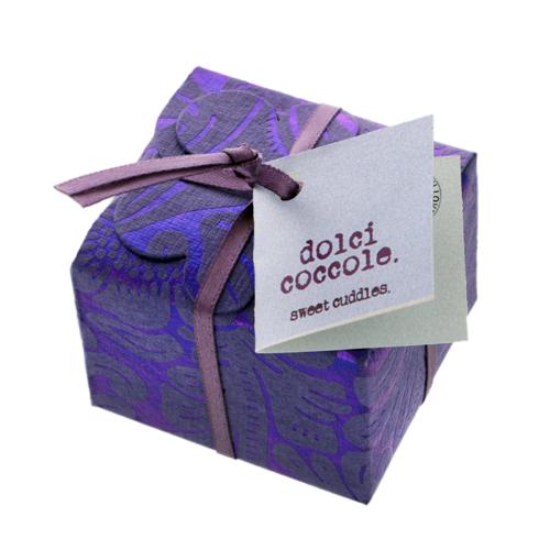Mini floret Floral ribbon - purple