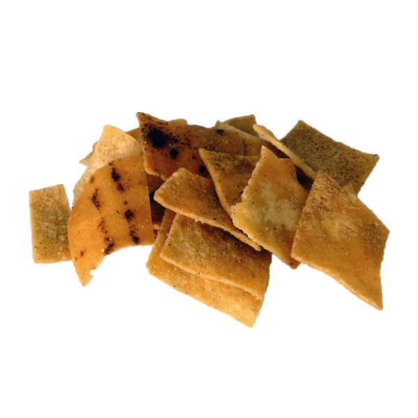 Wheat chips black pepper - 20 gr (0,71 oz)