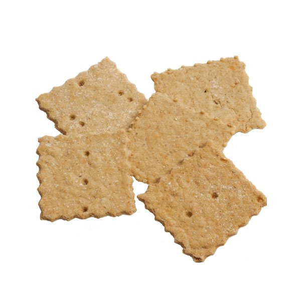Bio oat crackers (with chilli pepper) - 25 gr (0,88 oz)