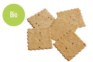 Crackers d'avena bio