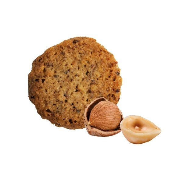Hazelnut biscuits - 30 gr (1,06 oz)