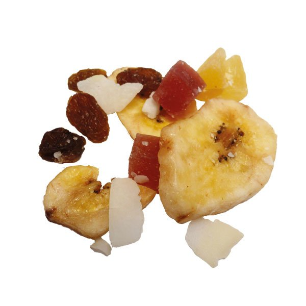 Dried exotic fruit mix - 60 gr (2,12 oz)