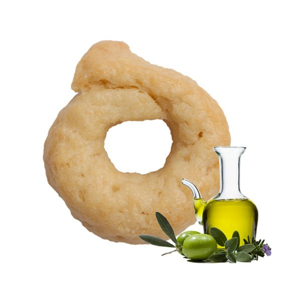 Taralli (with extra virgin olive oil) - 45 gr (1,59 oz)