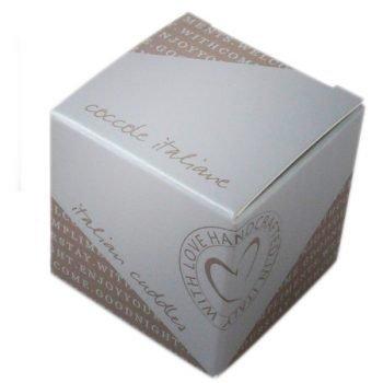 Coccole italiane gray/silver