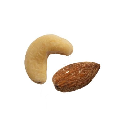 Cashew and almonds
