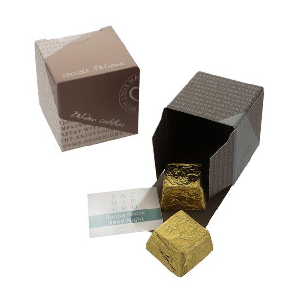 Mini cubi 'coccole italiane'