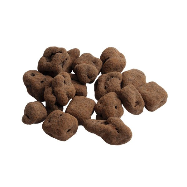 Extra dark chocolate- covered candied ginger - 180 gr