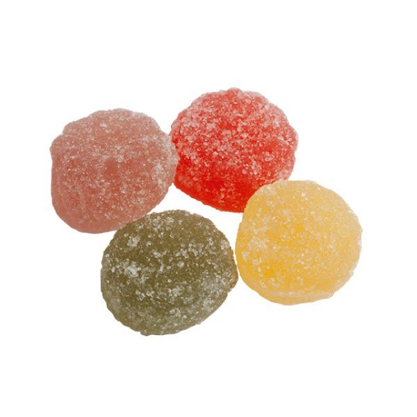 Fruit jellies - 220 gr