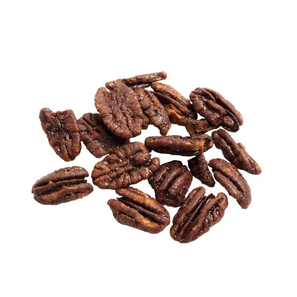 Honey-glazed pecans - 70 gr