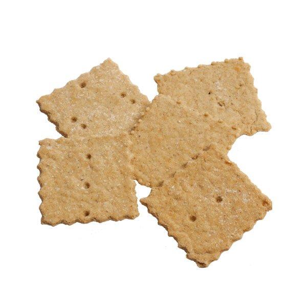 Organic oat Crackers - 30 gr