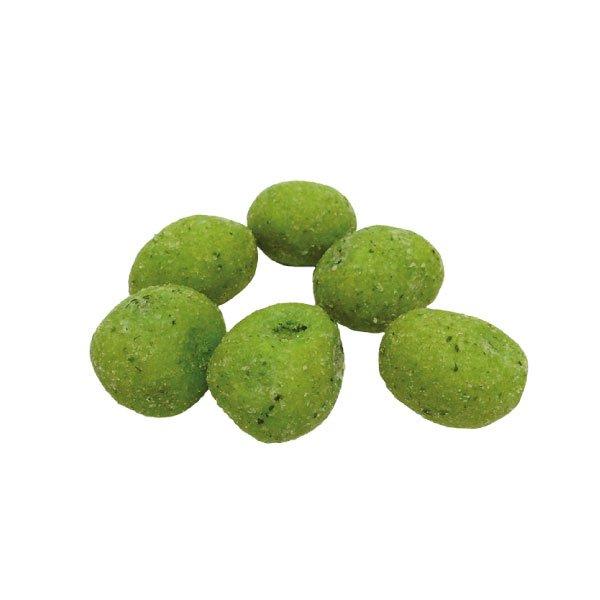 Wasabi-spiced peanuts - 120 gr