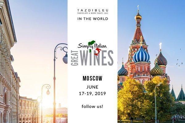 Simply Italian Great wines Russia2019