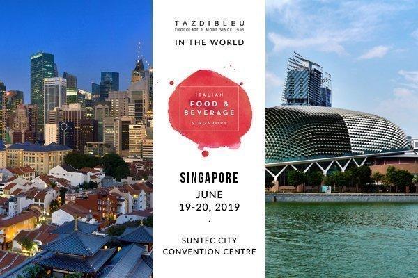 Italian Food and Beverage - Singapore 2019